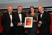 Renishaw founders honoured with lifetime achievement award