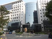Renishaw's Chinese headquarters building in Shanghai