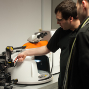 Image of joint Renishaw and Bruker workshop