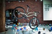 Over 500 objects made using 3D printing can be seen at the MOSI exhibition, including the world's first bike with a 3D printed metal frame