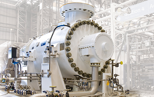 GE Oil and Gas provide high quality compressors with a proven track record of reliability and safety