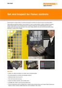 Data sheet:  Set and Inspect for Fanuc