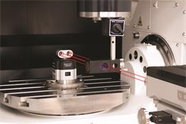Rotary measurement with XL-80 laser